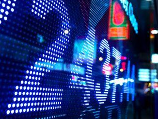 market ticker